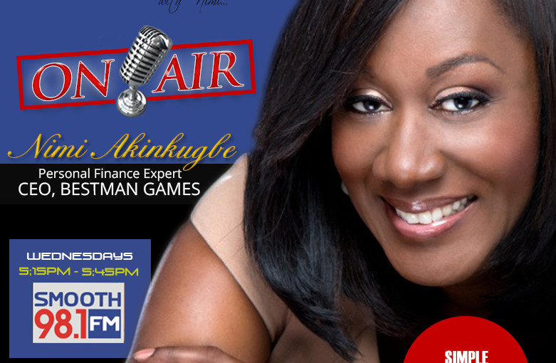 Radio, Nimi Akinkugbe, Life's events, retirement, Marriage, Getting married, preparing for marriage, Scool, education, real estate, Buying a house,
