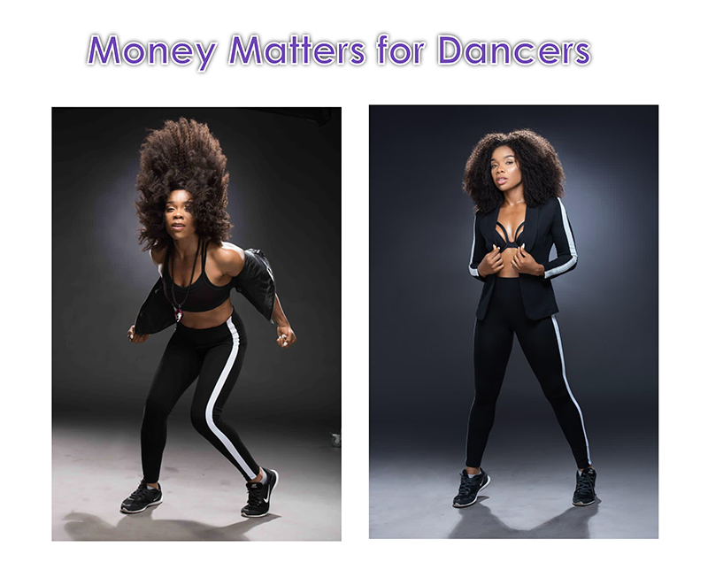 FINAL - Money Matters for DANCERS NOVEMBER 2020