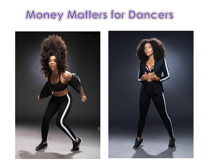 FINAL - Money Matters for DANCERS NOVEMBER 2020