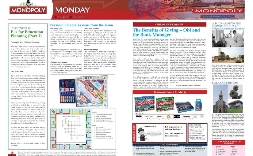 Monopoly-Monday-Week-12-4th-April-2016