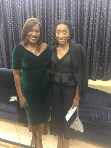 Nimi Akinkugbe and Kaline